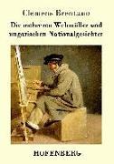 Cover-Bild zu Clemens Brentano: Die mehreren Wehmüller und ungarischen Nationalgesichter