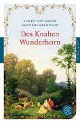 Cover-Bild zu Arnim, Achim von (Hrsg.): Des Knaben Wunderhorn