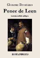 Cover-Bild zu Clemens Brentano: Ponce de Leon