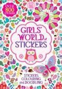 Cover-Bild zu Davies, Hannah: Girls' World Of Stickers