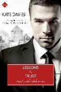 Cover-Bild zu Davies, Kate: Lessons in Trust (eBook)