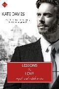 Cover-Bild zu Davies, Kate: Lessons in Love (eBook)