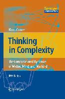 Cover-Bild zu Mainzer, Klaus: Thinking in Complexity