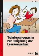 Cover-Bild zu Trainingsprogramm zur Steigerung der Lesekompetenz. 3. Klasse von Hohmann, Karin