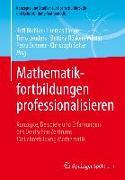 Cover-Bild zu Mathematikfortbildungen professionalisieren von Biehler, Rolf (Hrsg.)