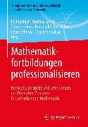 Cover-Bild zu Mathematikfortbildungen professionalisieren (eBook) von Leuders, Timo (Hrsg.)