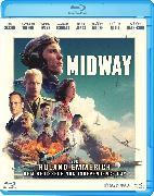 Cover-Bild zu Roland Emmerich (Reg.): Midway Blu Ray