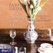 Cover-Bild zu Geda, Fabio: Ein Sonntag mit Elena
