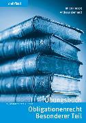 Cover-Bild zu Übungsbuch Obligationenrecht Besonderer Teil