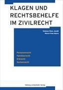 Cover-Bild zu Klagen und Rechtsbehelfe im Zivilrecht