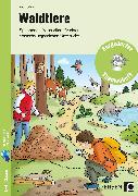 Cover-Bild zu Waldtiere von Lechner, Ruth