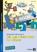 Cover-Bild zu Der Lese-Führerschein - 3./4. Klasse (eBook) von Kirschbaum, Klara