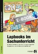 Cover-Bild zu Lapbooks im Sachunterricht - 1./2. Klasse (eBook) von Kirschbaum, Klara