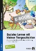 Cover-Bild zu Soziales Lernen m. kleinen Tiergeschichten - SoPäd (eBook) von Kirschbaum, Klara
