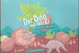 Cover-Bild zu Dino Ei Zum Ausgraben