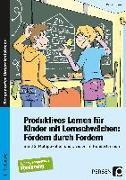 Cover-Bild zu Produktives Lernen für Kinder mit Lernschwächen 3 von Scherer, Petra