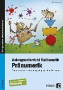 Cover-Bild zu Anfangsunterricht Mathematik: Pränumerik von Konkow, Monika