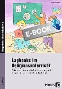 Cover-Bild zu Lapbooks im Religionsunterricht - 1./2. Klasse (eBook) von Kirschbaum, Klara