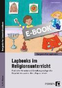 Cover-Bild zu Lapbooks im Religionsunterricht - 3./4. Klasse (eBook) von Kirschbaum, Klara