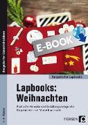 Cover-Bild zu Lapbooks: Weihnachten - 1.-4. Klasse (eBook) von Kirschbaum, Klara