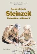 Cover-Bild zu Komm mit in die Steinzeit von Hein, Wulf