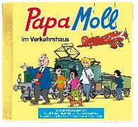 Cover-Bild zu Papa Moll im Verkehrshaus von Krejci, Kamil