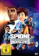 Cover-Bild zu Spione Undercover - Eine wilde Verwandlung