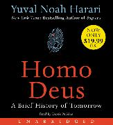 Cover-Bild zu Harari, Yuval Noah: Homo Deus Low Price CD