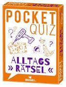 Cover-Bild zu Pocket Quiz Alltagsrätsel von Vogel, Elke