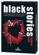 Cover-Bild zu black stories - Tödliche Liebe von Vogel, Elke