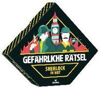 Cover-Bild zu Gefährliche Rätsel: Sherlock in Not von Vogel, Elke