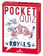 Cover-Bild zu Pocket Quiz Royals von Vogel, Elke