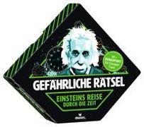 Cover-Bild zu Gefährliche Rätsel: Einsteins Reise durch die Zeit von Vogel, Elke