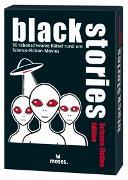 Cover-Bild zu black stories - Science-Fiction Edition von Vogel, Elke