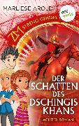 Cover-Bild zu Arold, Marliese: ZM - streng geheim: Achter Roman - Der Schatten des Dschingis-Khan (eBook)