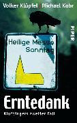 Cover-Bild zu Klüpfel, Volker: Erntedank