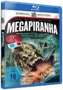 Cover-Bild zu Mega Piranha von Forsberg, Eric