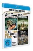 Cover-Bild zu Monsterkino von Forsberg, Eric