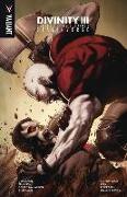 Cover-Bild zu Divinity III: Heroes of the Glorious Stalinverse von Jeff Lemire