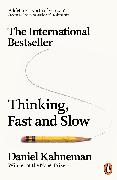 Cover-Bild zu Kahneman, Daniel: Thinking, Fast and Slow