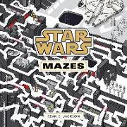 Cover-Bild zu C. Jackson, Sean: Star Wars Mazes