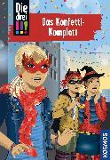 Cover-Bild zu Die drei !!!, 82, Das Konfetti-Komplott