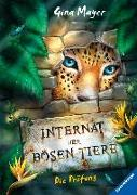 Cover-Bild zu Internat der bösen Tiere, Band 1: Die Prüfung