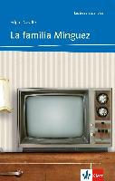 Cover-Bild zu La familia Mínguez (Niveau A2)