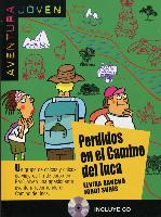 Cover-Bild zu Aventura joven. Perdidos en el camino del Inca