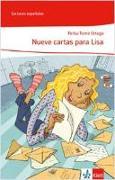 Cover-Bild zu Nueve cartas para Lisa (Niveau A2+)