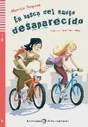 Cover-Bild zu En busca del amigo desparecido. Buch mit Audio-CD