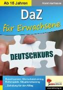 Cover-Bild zu DaZ ... für Erwachsene (eBook) von Hartmann, Horst