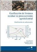 Cover-Bild zu Gasificación de biomasa residual de procesamiento agroindustrial