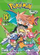 Cover-Bild zu Kusaka, Hidenori: Pokémon - Die ersten Abenteuer: Feuerrot und Blattgrün, Band 25 (eBook)